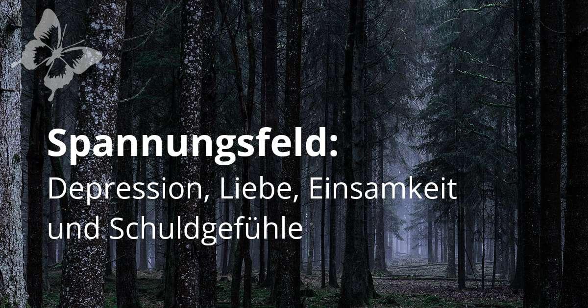 Bild mit dunklem Wald und dem Titel des Beitrags