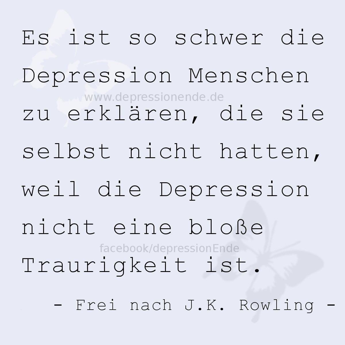 Keine Bloße Traurigkeit Die Eigene Depression Zu Erklären Fällt Vielen  Betroffenen Sehr Schwer   Sich Selbst Und Erst Recht